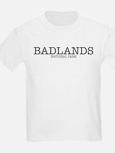 Badlands National Park BNP T-Shirt