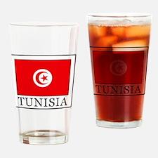Cute Tunisia Drinking Glass