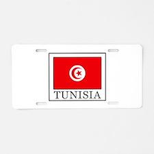 Tunisia Aluminum License Plate