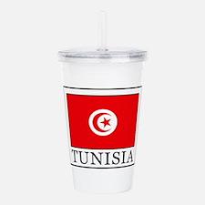 Tunisia Acrylic Double-wall Tumbler