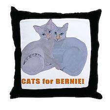 Cute Bern Throw Pillow