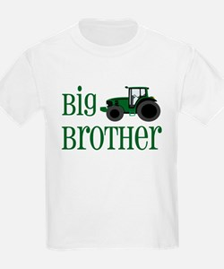 Big Brother Tractor T-Shirt
