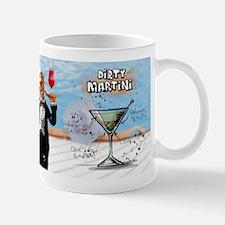 Dirty Martini (Pool) Mugs