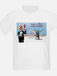 Cuba Libre (Pool) T-Shirt