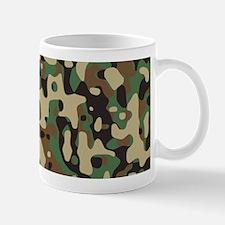 camo print Mugs