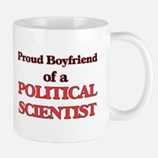 Proud Boyfriend of a Political Scientist Mugs