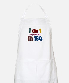 """I Am 1 In 150"" 3 BBQ Apron"