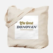 Donovan Tote Bag