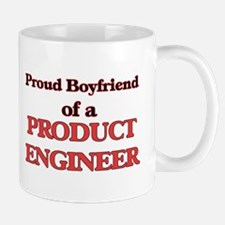 Proud Boyfriend of a Product Engineer Mugs