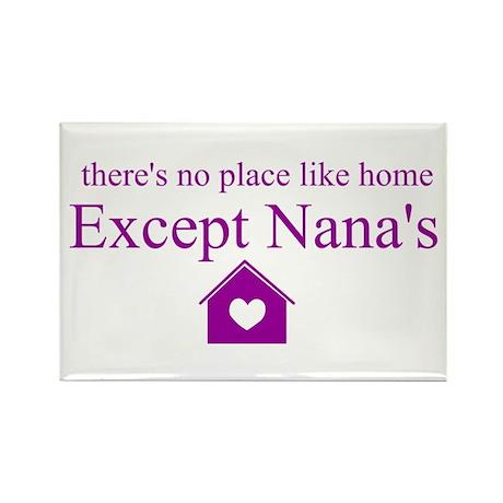 nana's like home Rectangle Magnet