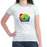 Peacasso Jr. Ringer T-shirt