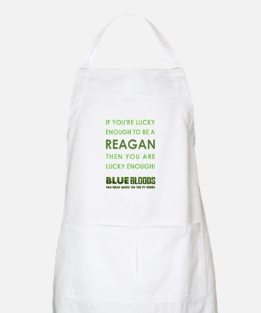 IF YOU'RE LUCKY ENOUGH... Apron