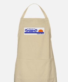 Its Better in Costa Rica BBQ Apron