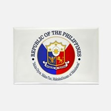 The Philippines (rd) Magnets