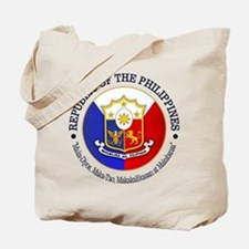 The Philippines (rd) Tote Bag