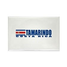 Tamarindo, Costa Rica Rectangle Magnet