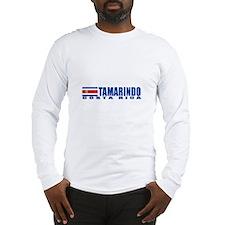 Tamarindo, Costa Rica Long Sleeve T-Shirt