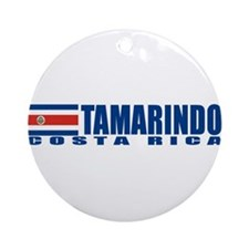 Tamarindo, Costa Rica Ornament (Round)