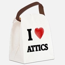 Attic Canvas Lunch Bag