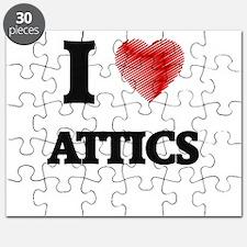 I Love ATTICS Puzzle
