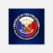 The Philippines (rd) Sticker