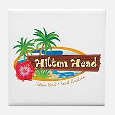 Hilton Head Classic - Tile Coaster