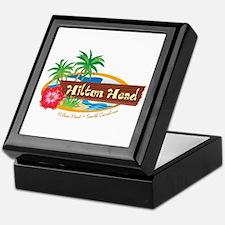 Hilton Head Classic - Keepsake Box