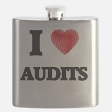 Cute Auditing Flask