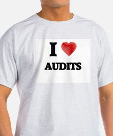 I Love AUDITS T-Shirt