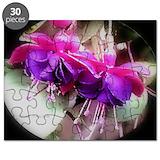 Fuschia flowers Puzzles