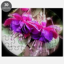 Cute Flowers Puzzle