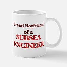Proud Boyfriend of a Subsea Engineer Mugs