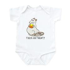 Halloween Rat Infant Bodysuit