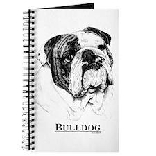 Bulldog Dog Breed Journal