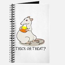 Halloween Rat Journal