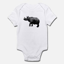 Black Rhino Infant Bodysuit