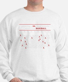 Funny Baseball Jumper