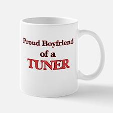 Proud Boyfriend of a Tuner Mugs