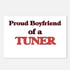 Proud Boyfriend of a Tune Postcards (Package of 8)