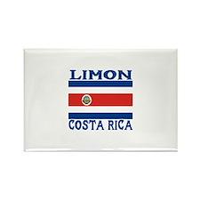 Limon, Costa Rica Rectangle Magnet
