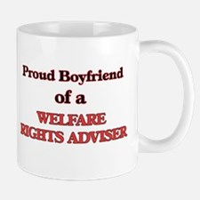 Proud Boyfriend of a Welfare Rights Adviser Mugs