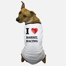 Cute Barrel racing Dog T-Shirt