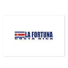 La Fortuna, Costa Rica Postcards (Package of 8)