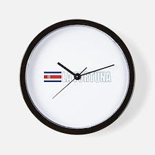 La Fortuna, Costa Rica Wall Clock