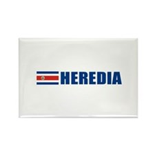 Heredia, Costa Rica Rectangle Magnet