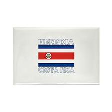 Heredia, Costa Rica Rectangle Magnet