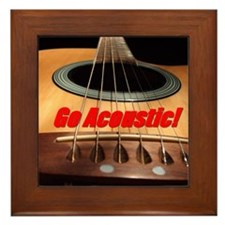 Go Acoustic Framed Tile