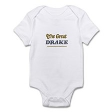Drake Infant Bodysuit