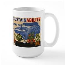 Sustainable Garden Farm Mug