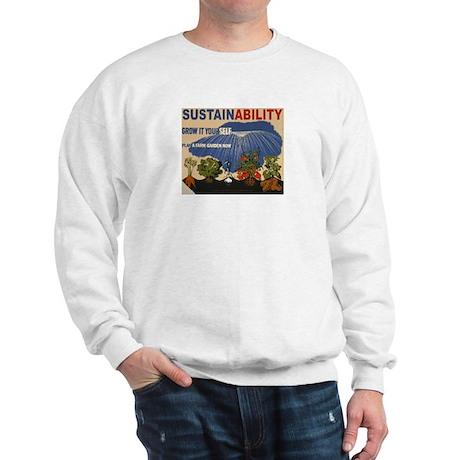 Sustainable Garden Farm Sweatshirt